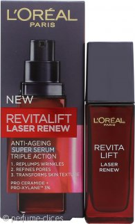 L'Oreal Revitalift Serum Super Anti-Edad Renovación Láser 30ml
