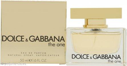 Dolce & Gabbana The One Eau de Parfum 50ml Vaporizador