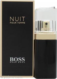Hugo Boss Boss Nuit Pour Femme Eau de Parfum 30ml Vaporizador