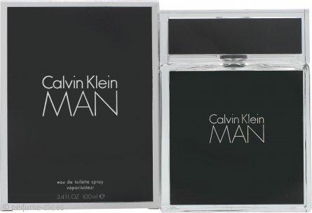 Calvin Klein CK Man Eau de Toilette 100ml Vaporizador
