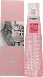 Givenchy Live Irresistible Eau de Toilette 75ml Vaporizador