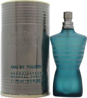 Jean Paul Gaultier Le Male Eau de Toilette 75ml Vaporizador