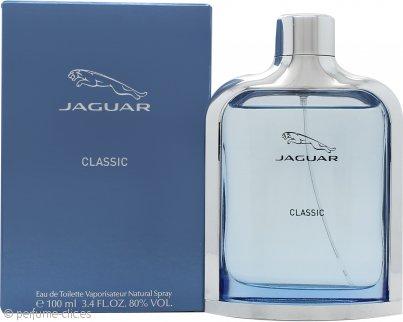Jaguar Classic Eau de Toilette 100ml Vaporizador