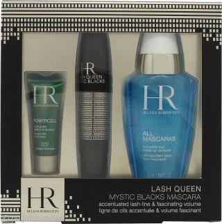 Helena Rubinstein Lash Queen Mystic Blacks Mascara Set de Regalo 7ml Rímel + 50ml Desmaquillante de Rímel + 3ml Prodigy Cuidado de Ojos