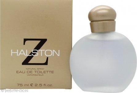 Halston Z Eau de Toilette 75ml Vaporizador