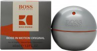 Hugo Boss In Motion Eau de Toilette 40ml Vaporizador