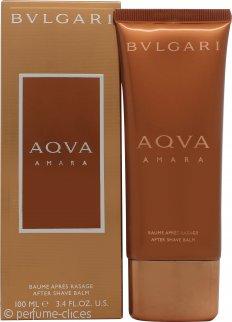 Bvlgari Aqva Amara Aftershave Balm 100ml Splash