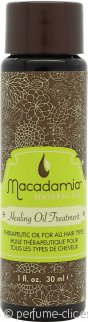 Macadamia Natural Oil Tratamiento Aceite Reparador 30ml