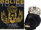 Police To Be The King Eau de Toilette 125ml Vaporizador