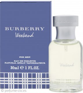 Burberry Weekend Eau de Toilette 30ml Vaporizador