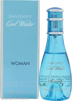 Davidoff Cool Water Eau de Toilette 30ml Vaporizador