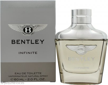 Bentley Infinite Eau de Toilette 60ml Vaporizador