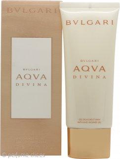 Bvlgari Aqva Divina Gel de Baño y Ducha 100ml