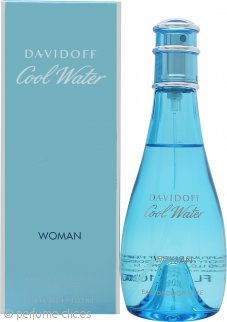 Davidoff Cool Water Desodorante Vaporizador 100ml