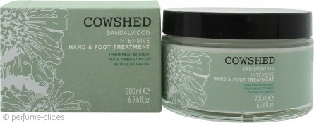 Cowshed Sandalwood Intensive Tratamiento Pies y Manos 200ml