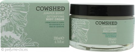 Cowshed Juniper Berry Crema Corporal Purificadora 200ml