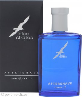 Parfums Bleu Limited Blue Stratos Aftershave 100ml Splash