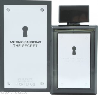 Antonio Banderas The Secret Eau de Toilette 50ml Vaporizador