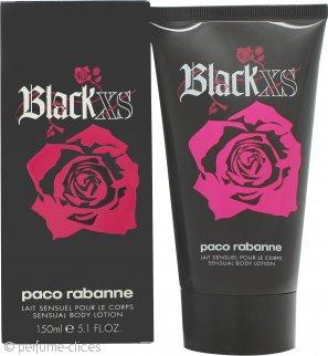 Paco Rabanne Black XS Loción Corporal 150ml