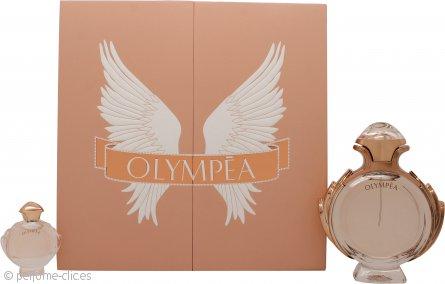 Paco Rabanne Olympea Set de Regalo 80ml EDP + 6ml EDP