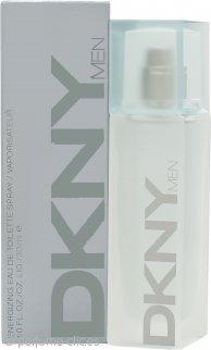 DKNY Men Energizing Eau De Toilette 30ml Vaporizador