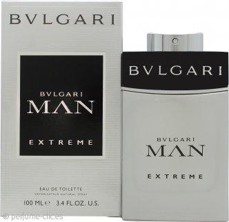Bvlgari Man Extreme Eau de Toilette 100ml Vaporizador