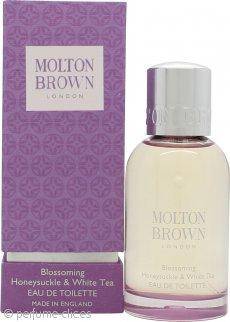 Molton Brown Blossoming Honeysuckle & White Tea Eau de Toilette 50ml Vaporizador
