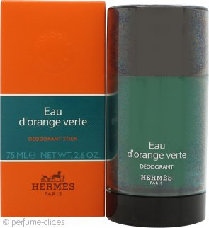 Hermes Eau D'Orange Verte Desodorante en Barra 75ml