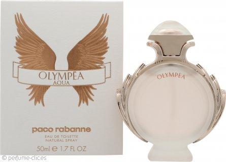 Paco Rabanne Olympea Aqua Eau de Toilette 50ml Vaporizador
