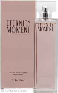 Calvin Klein Eternity Moment Eau de Parfum 100ml Vaporizador