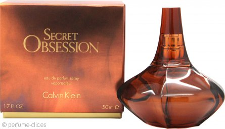 Calvin Klein Secret Obsession Eau de Parfum 50ml Vaporizador