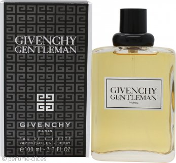 Givenchy Gentleman Eau de Toilette 100ml Vaporizador
