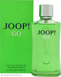 Joop! Go Eau de Toilette 100ml Vaporizador