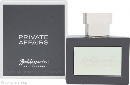 Baldessarini Private Affairs Eau de Toilette 50ml Vaporizador