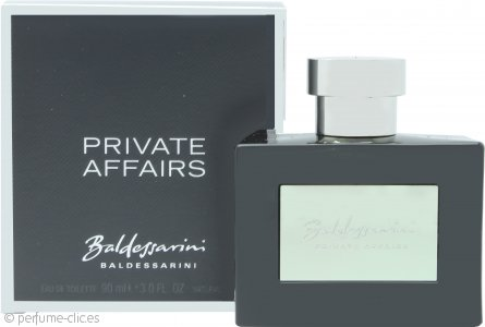 Baldessarini Private Affairs Eau de Toilette 90ml Vaporizador