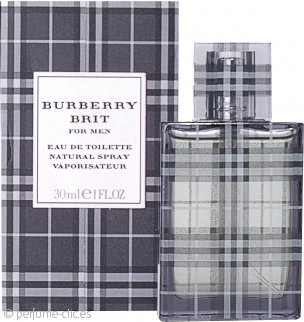 Burberry Brit Eau de Toilette 30ml Vaporizador