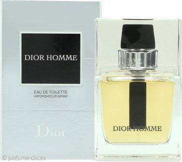 Christian Dior Dior Homme Eau De Toilette 50ml Vaporizador