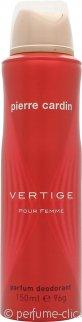 Pierre Cardin Vertige Pour Femme Desodorante Vaporizador 150ml