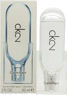 Calvin Klein CK2 Eau de Toilette 30ml Vaporizador