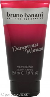 Bruno Banani Dangerous Woman Gel de Ducha 150ml