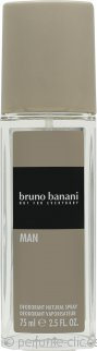 Bruno Banani Not for Everybody Desodorante Vaporizador 75ml