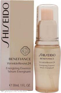 Shiseido Benefiance Esencia Energizante Resistencia Arrugas 24 30ml