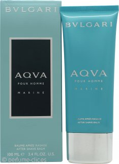 Bvlgari Aqua Marine Bálsamo Aftershave 100ml