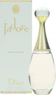 Christian Dior J'adore Eau de Toilette 50ml Vaporizador