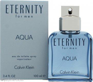Calvin Klein Eternity Aqua Eau de Toilette 100ml Vaporizador