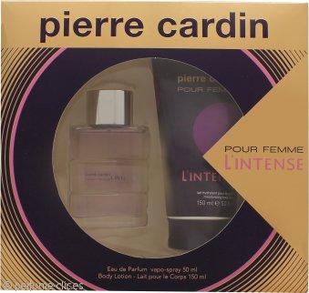 Pierre Cardin Pour Femme l'Intense Set de Regalo 50ml EDP + 150ml Loción Corporal