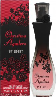 Christina Aguilera By Night Eau de Parfum 75ml Vaporizador