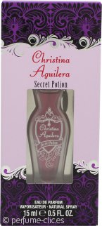 Christina Aguilera Secret Potion Eau de Parfum 15ml Vaporizador