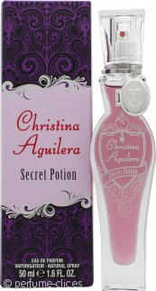 Christina Aguilera Secret Potion Eau de Parfum 50ml Vaporizador
