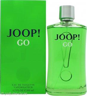 Joop! Go Eau de Toilette 200ml Vaporizador